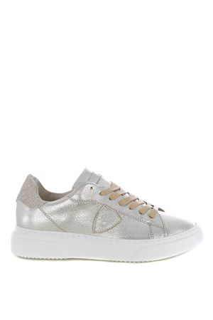 Sneakers donna Philippe Model temple femme low PHILIPPE MODEL | 5032245 | BGLDMG02