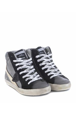 Sneakers hi-top donna Philippe Model paris high PHILIPPE MODEL | 5032245 | CLHDLP01
