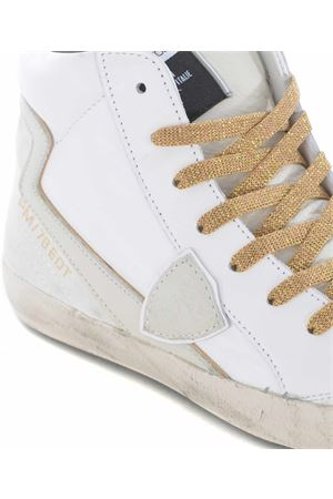 Sneakers hi-top donna Philippe Model paris high PHILIPPE MODEL | 5032245 | CLHDLV05