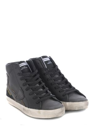 Sneakers hi-top donna Philippe Model paris high PHILIPPE MODEL | 5032245 | CLHDLV06