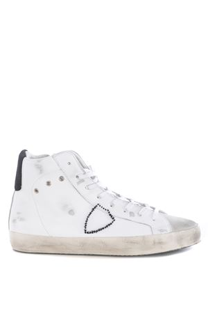 Sneakers hi-top uomo Philippe Model paris high PHILIPPE MODEL | 5032245 | CLHUVX34