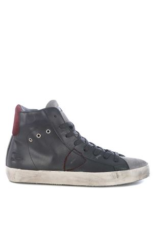 Sneakers hi-top uomo Philippe Model paris high PHILIPPE MODEL | 5032245 | CLHUVX36