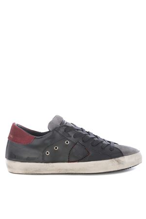 Sneakers uomo Philippe Model paris low PHILIPPE MODEL | 5032245 | CLLUVX36