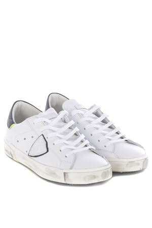 Sneakers uomo Philippe Model prsx low PHILIPPE MODEL   5032245   PRLUV008