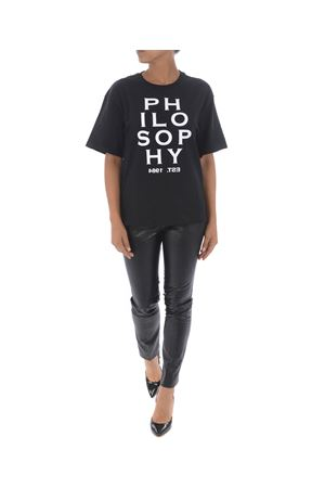 T-shirt Philosophy di Lorenzo Serafini PHILOSOPHY | 8 | A07045745-555