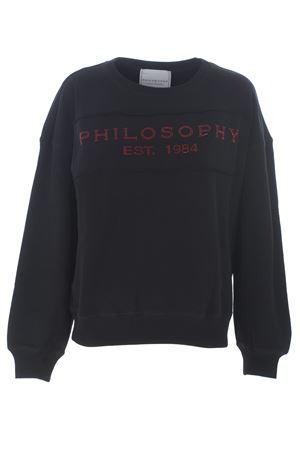 Felpa Philosophy di Lorenzo Serafini PHILOSOPHY | 10000005 | V17095747-1555