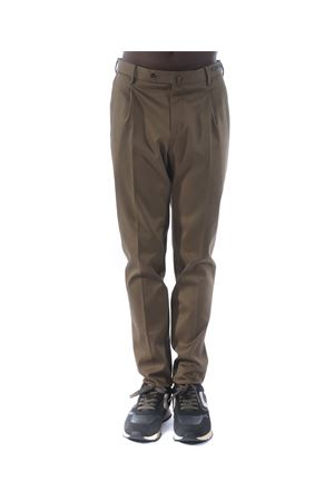 PT01 trousers in stretch cotton PT01 | 9 | ASFKZ10CL1SD35-0170