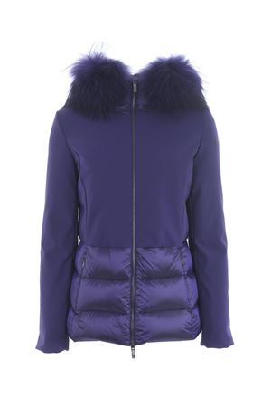 Piumino donna RRD winter hybrid hood fur RRD | 783955909 | W19532FT40
