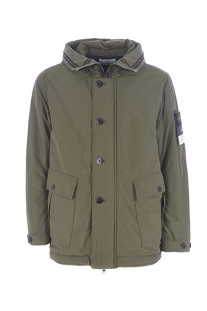 Giaccone Stone Island micro reps whith Primaloft insulation technology STONE ISLAND | 18 | 40626V0058