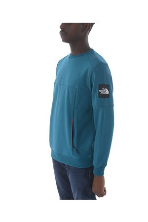 The North Face sweatshirt in techno cotton.