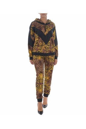 Felpa Versace Jeans Couture leo baroque VERSACE JEANS | 10000005 | B6HUA766S0594-923