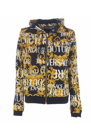 Felpa Versace Jeans Couture sprous baroque VERSACE JEANS | 10000005 | B6HUA790S0592-899