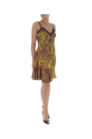 Abito sottana Versace Jeans Couture leo baroque VERSACE JEANS | 11 | D2HUA412S0598-923