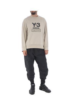 Felpa Y-3 Y-3 | 10000005 | FJ0433ECRU