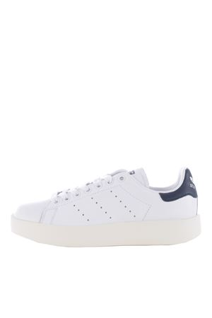 Sneakers donna Adidas Originals stan smith bold ADIDAS ORIGINALS | 5032245 | BA7770CORE BLACK