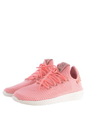 Sneakers donna Adidas Originals Pharrell Williams tennis hu ADIDAS ORIGINALS | 5032245 | BY8715TACTILE ROSE