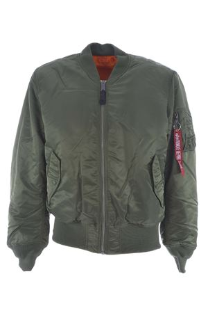 Bomber Alpha Industries double face ALPHA INDUSTRIES | 13 | 10010101SAGE GREEN