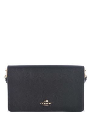Shoulder Bag COACH NY | 62 | 87401LIBLK