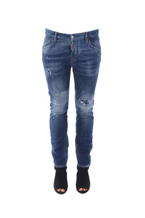 Jeans Dsquared2 cool girl DSQUARED | 24 | S72LB0003S30342-470