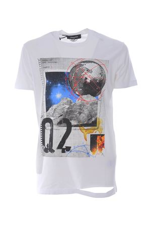 T-shirt Dsquared2 DSQUARED | 8 | S74GD0286S22427-100