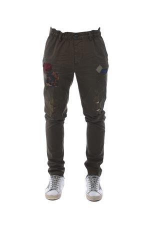 Pantaloni Dsquared2 dan elastic fit DSQUARED   9   S74KB0059S41794-710