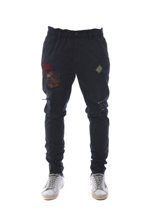 Pantaloni Dsquared2 dan elastic fit DSQUARED   9   S74KB0059S41794-900