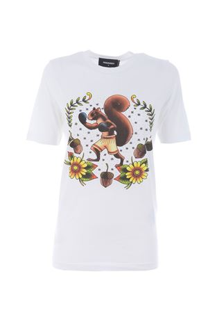 T-shirt Dsquared2 DSQUARED | 8 | S75GC0892S22427-100