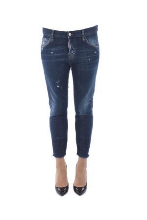 Jeans Dsquared2 cool girl cropped DSQUARED | 24 | S75LA0903S30342-470