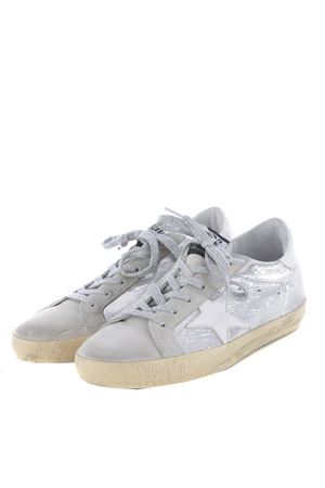 Sneakers donna Golden Goose super star GOLDEN GOOSE | 5032245 | G31WS590C16