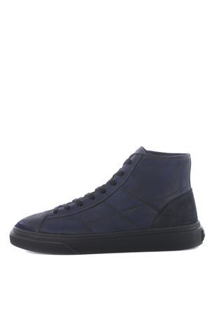 Sneakers uomo hi-top Hogan H340 HOGAN | 5032245 | HXM3400J560HTQ297Q