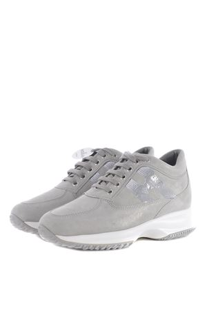 Sneakers Hogan interactive H micropaillettes HOGAN | 5032245 | HXW00N056407V09999