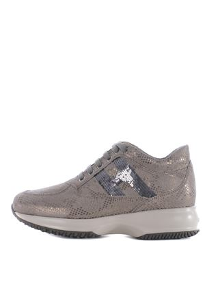 Sneakers Hogan interactive H paillettes HOGAN | 5032245 | HXW00N05640GZRC407