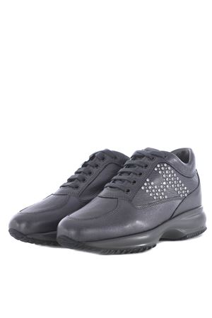 Sneakers Hogan interactive H strass e borchie HOGAN   5032245   HXW00N0E4306RRB800