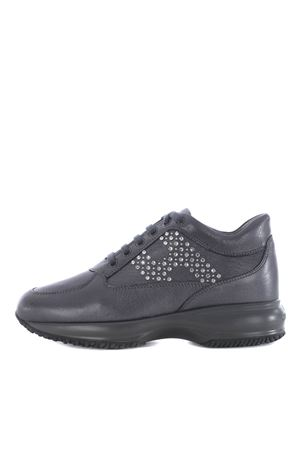 Sneakers Hogan interactive H strass e borchie HOGAN | 5032245 | HXW00N0E4306RRB800