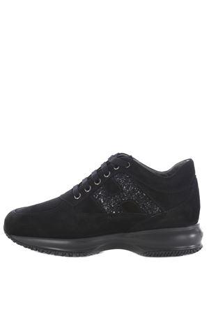 Sneakers donna Hogan interactive H glitter HOGAN | 5032245 | HXW00N0S3609KEB999
