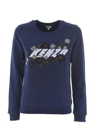 Felpa Kenzo flower leaf KENZO | 10000005 | F762SW88095277