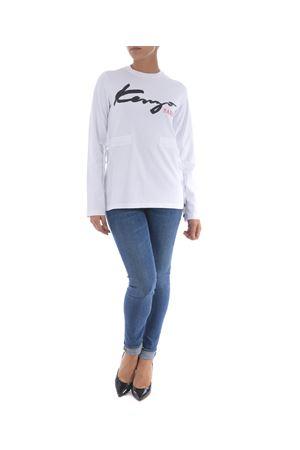 T-shirt Kenzo signature KENZO | 8 | F762TS70398501