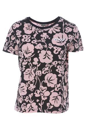 T-shirt Kenzo floral leaf KENZO | 8 | F762TS71099034