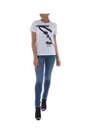 T-shirt Kenzo signature KENZO | 8 | F762TS86899001