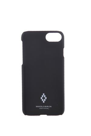 Cover per I-Phone 7 Marcelo Burlon County of Milan teukenk MARCELO BURLON | 5032240 | CMPA005F170081821088