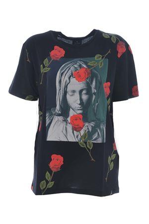 T-shirt Marcelo Burlon county of Milan chekkar MARCELO BURLON | 8 | CWAA016F170472601088