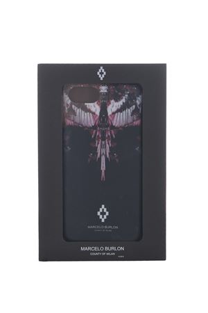 Cover per I-Phone 7 Marcelo Burlon County of Milan kolpoke MARCELO BURLON | 5032240 | CWPA006F170083031088