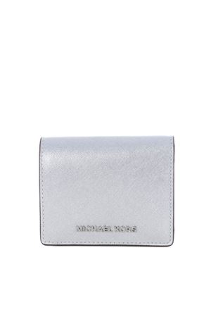 Portafoglio Michael Kors jet set travel card case MICHAEL KORS | 63 | 32F4GTVF2M040