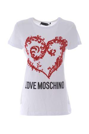 T-shirt Love Moschino MOSCHINO LOVE | 8 | W4F7320M3517-A00