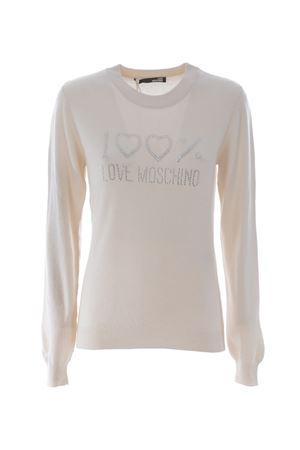 Maglia Love Moschino 100% MOSCHINO LOVE | 7 | WS84GX0608-A01
