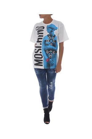 Maxi t-shirt Moschino MOSCHINO | 8 | 07065540-1001