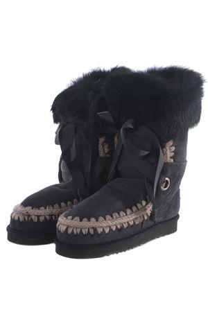 Stivali Mou eskimo lace and fur MOU | 76 | ESKIMO-LACE-FUROFFB