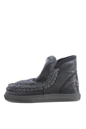 Stivaletti Mou eskimo sneaker MOU   76   MINIESKIMO-SNEAKERSWXBLK