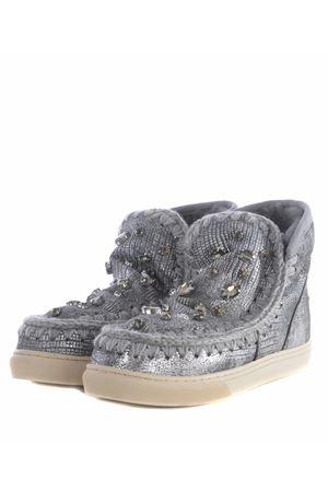 Stivaletti Mou mini eskimo sneakers MOU   76   MINIESKIMO-SNEAKRINGSTONEGKSIR