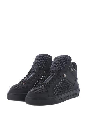 Sneakers high-top uomo Philipp Plein PHILIPP PLEIN | 12 | MSC03430291
